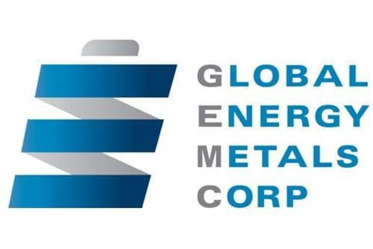 Global Energy Metals Corp CEO Discusses The Case For Battery Metals Amid Rising EV Adoption