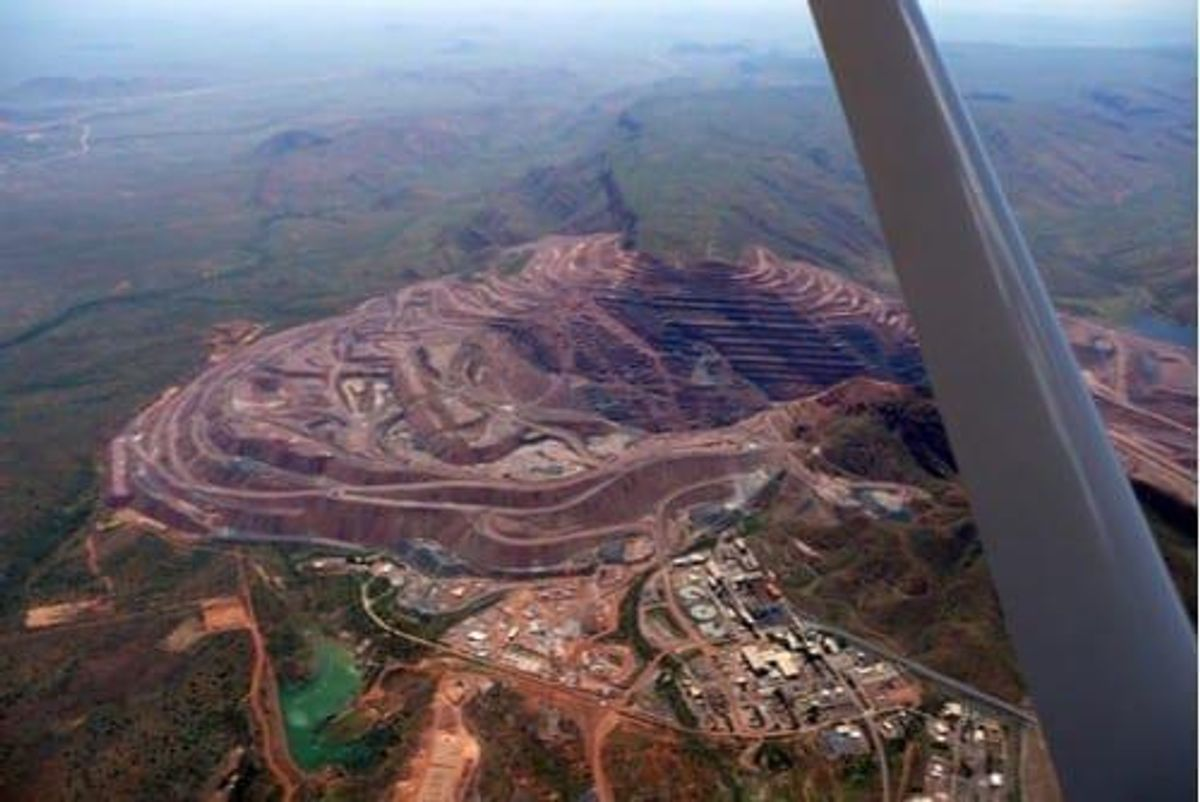Argyle Diamond Mine Closure: The End of a Sparkling Era