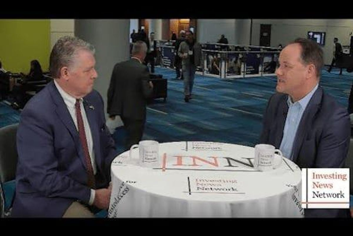 Piedmont Lithium CEO: Domestic Lithium Production Could Reduce Supply Chain Inefficiencies