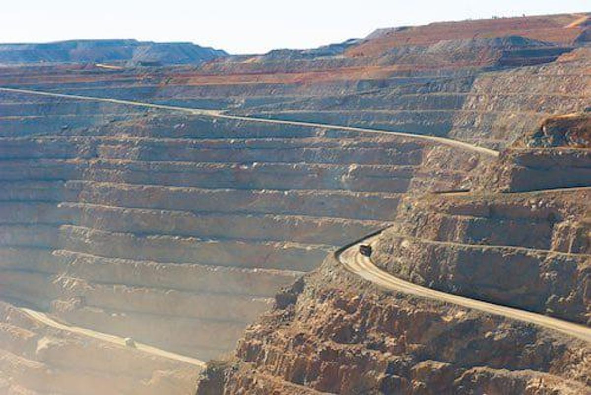 Newmont to Sell Share of Super Pit to Northern Star Resources
