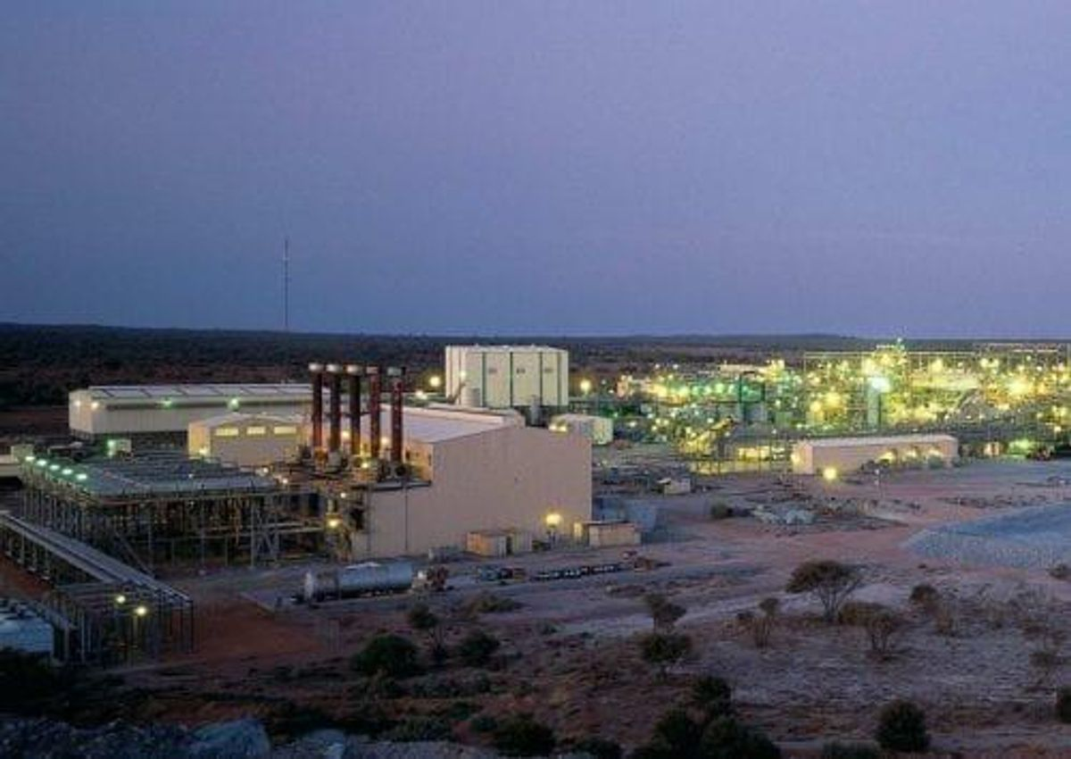 BHP's Kalgoorlie Nickel Smelter Damaged in Fire