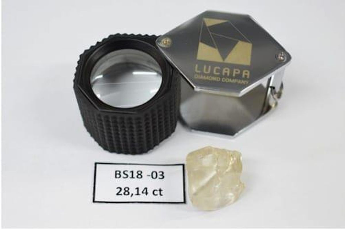 """Lucapa Finds 3 More """"Special"""" Diamonds at Mothae Mine"""