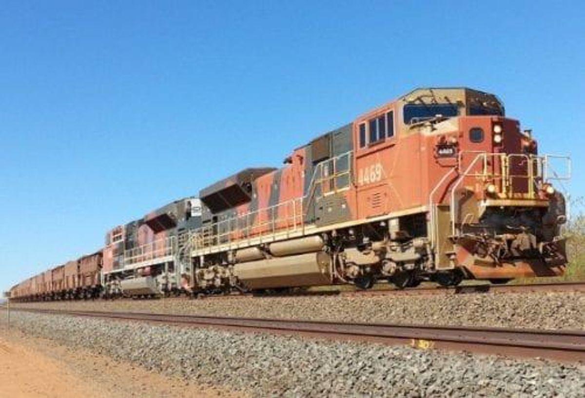 Runaway Train Derails BHP Iron Ore Shipments