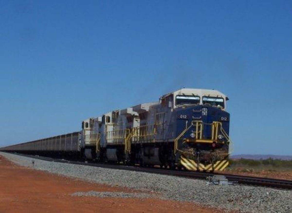 The Good Times Roll on for Fortescue Metals