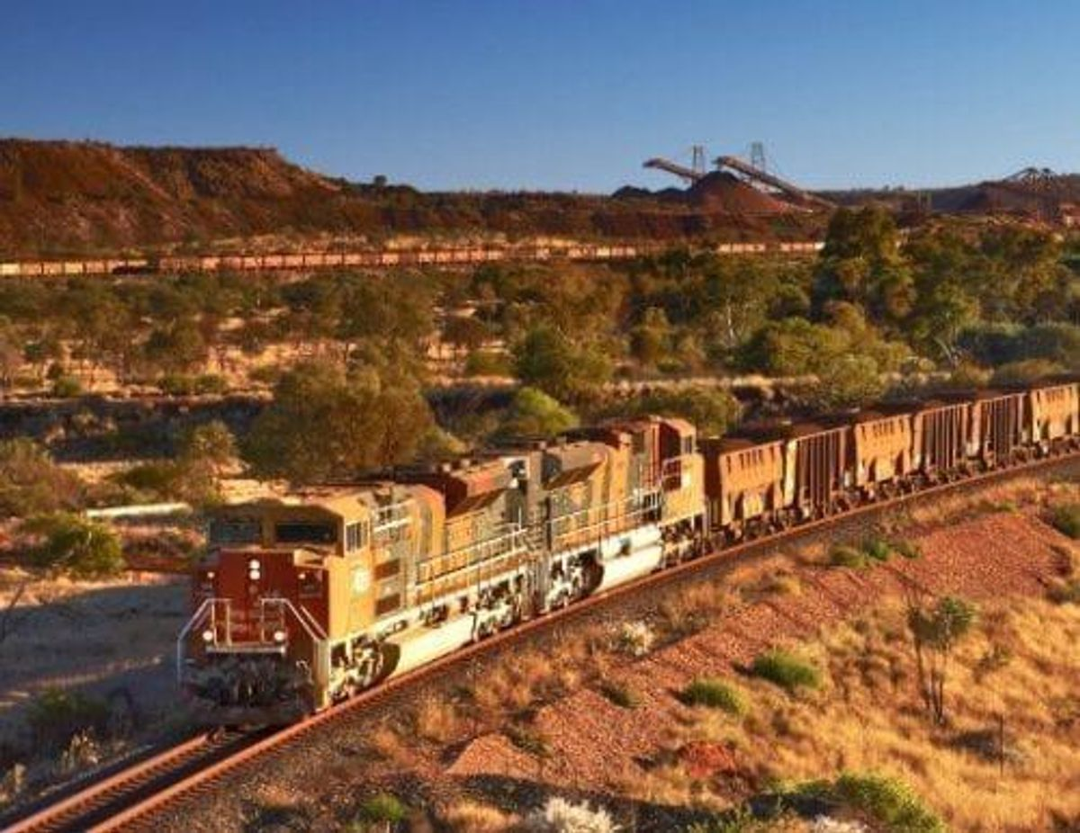 Ready, Set, Go: First Iron Ore Replacement Mine Gets Underway