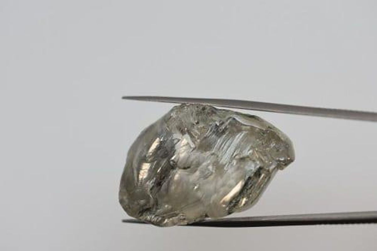 126 Carat Diamond is First Large Recovery at Lucapa's Mothae