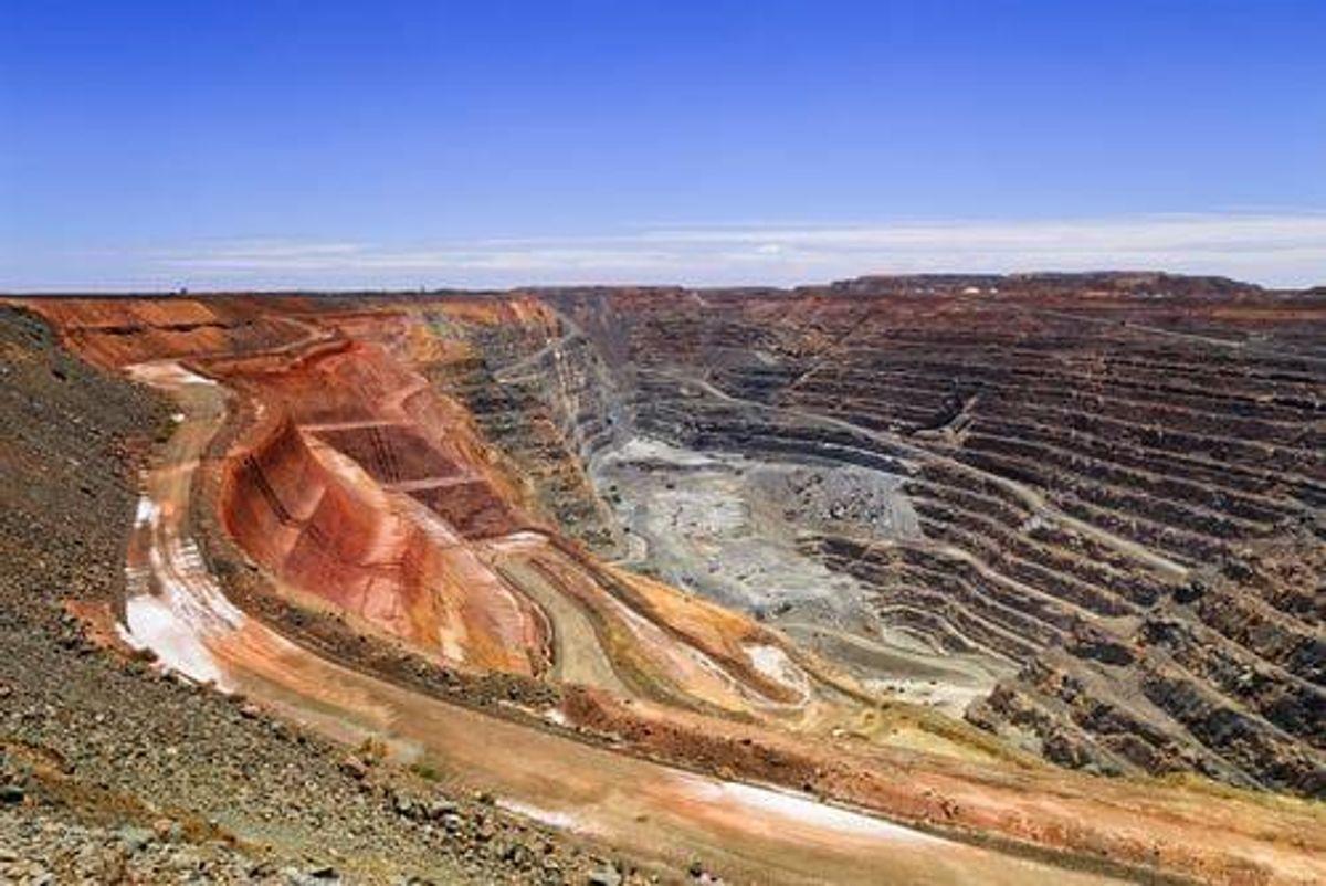 Gold Down Under: Gold Mining in Australia