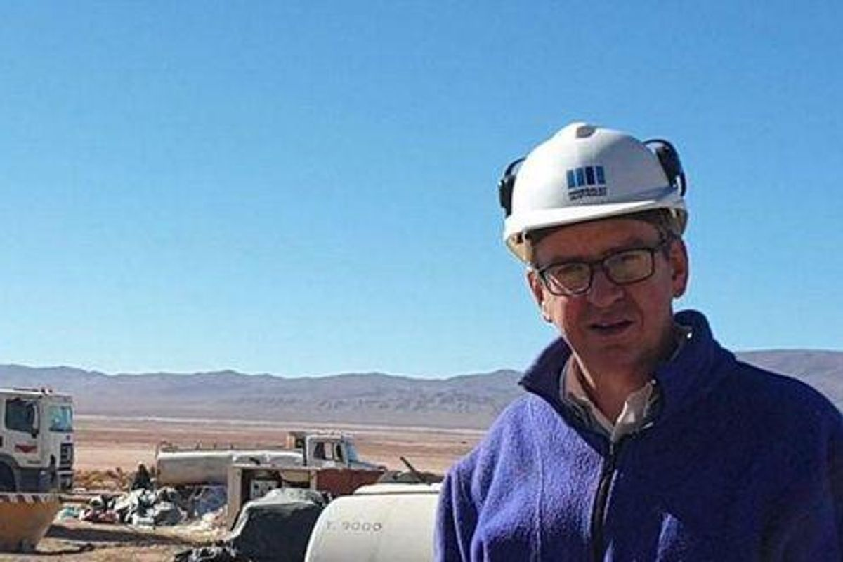 Lake Resources Managing Director: Definitive Feasibility Study for Kachi Lithium Project is Underway
