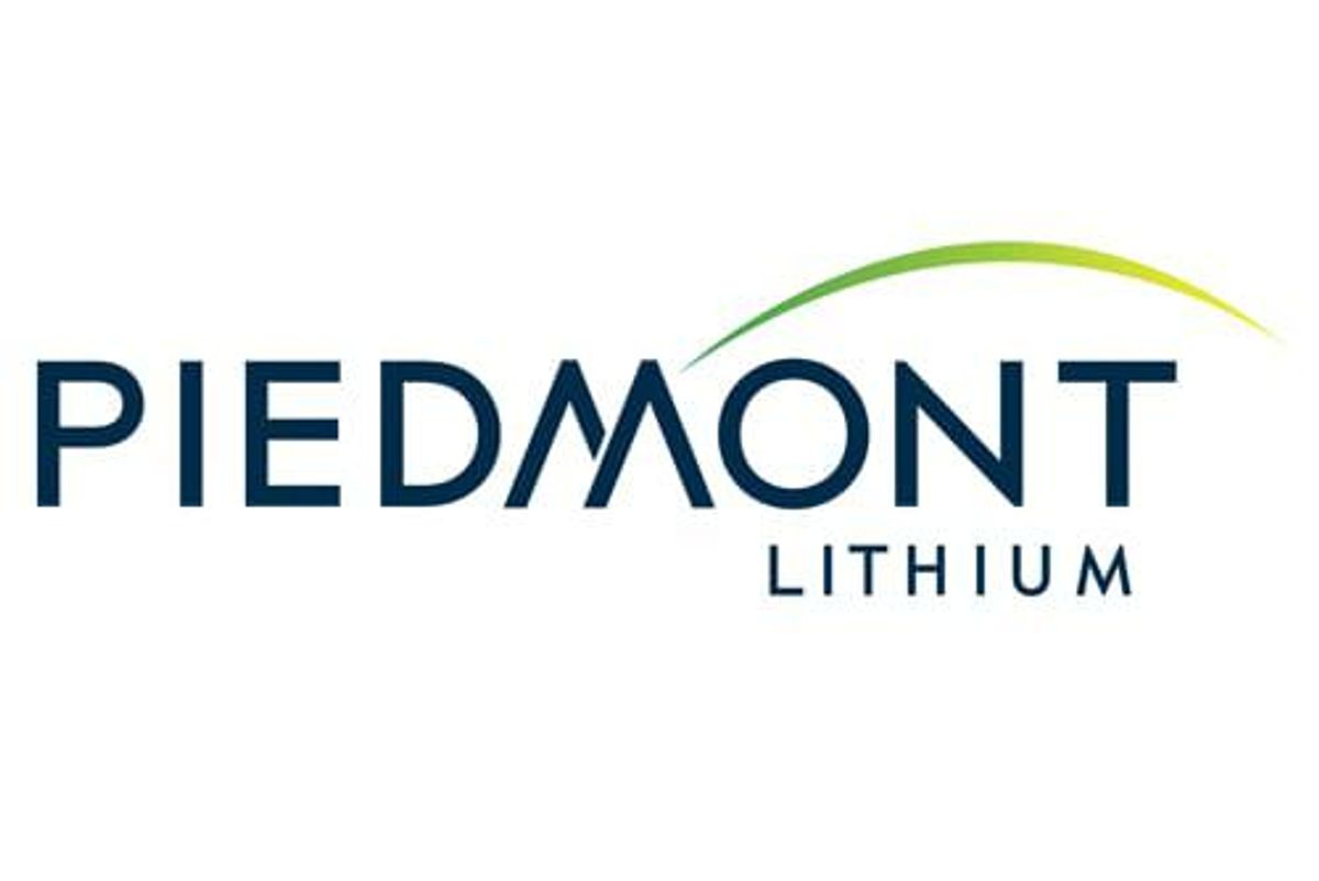 Scoping Update Highlights the Exceptional Economics and Industry-Leading Sustainability of Piedmont's Carolina Lithium Project