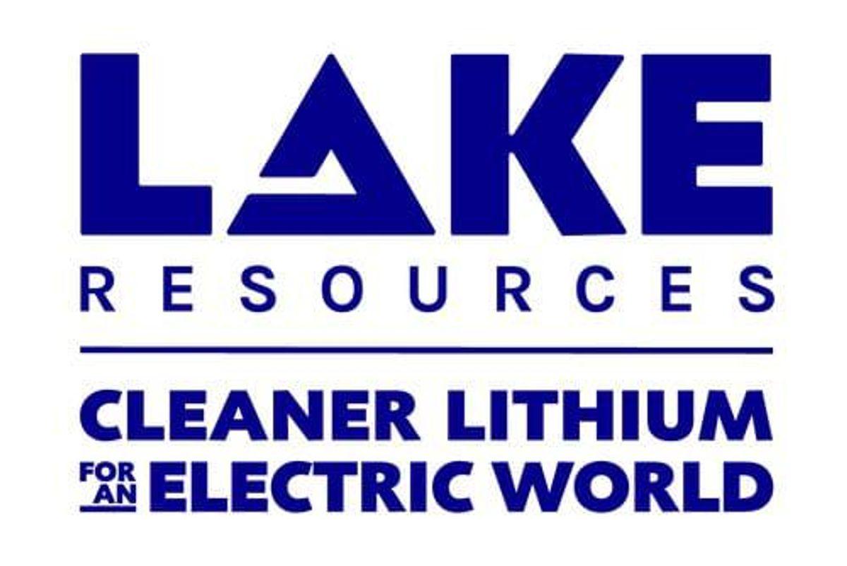 Lake Resources NL  Kachi Project Finance Advances