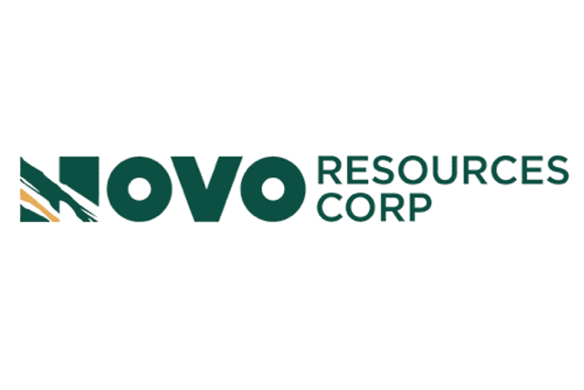 Novo Provides Further Update on Partial Sale of Blue Spec Project