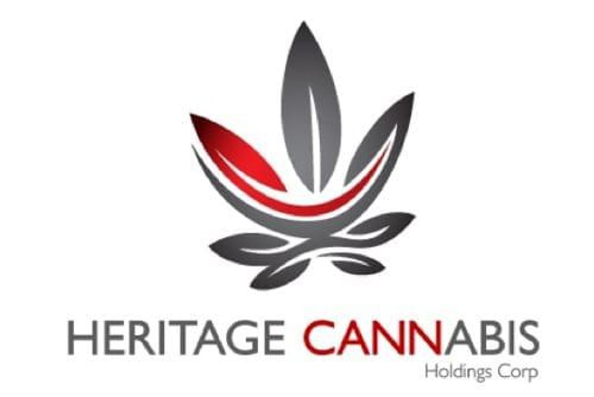 Heritage Cannabis Places First Order with IntelGenx for CBD Filmstrips in Canada and Australia
