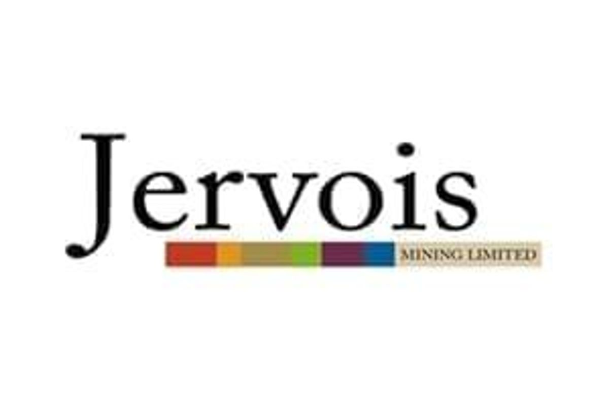 Jervois Successfully Closes Oversubscribed A$45.0 Million Equity Raise