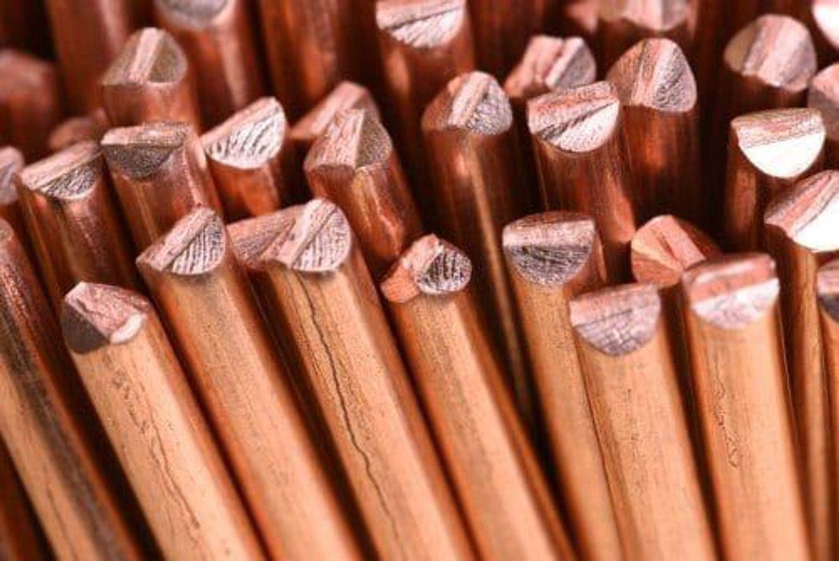 Copper in Australia