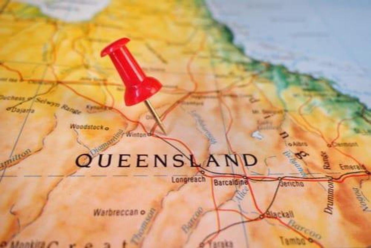 Gold in Queensland