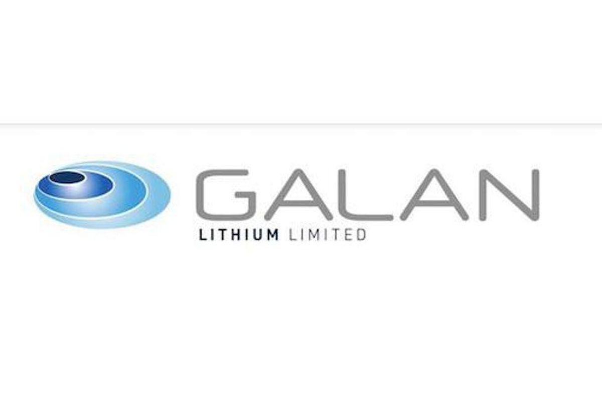 Galan Lithium's Quarterly Activities Report JUNE 2021