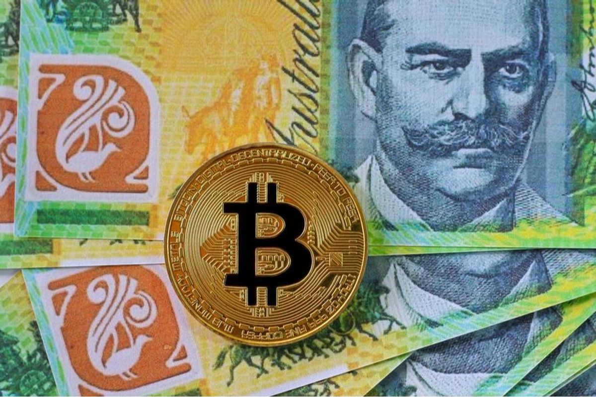bitcoin with australian dollars