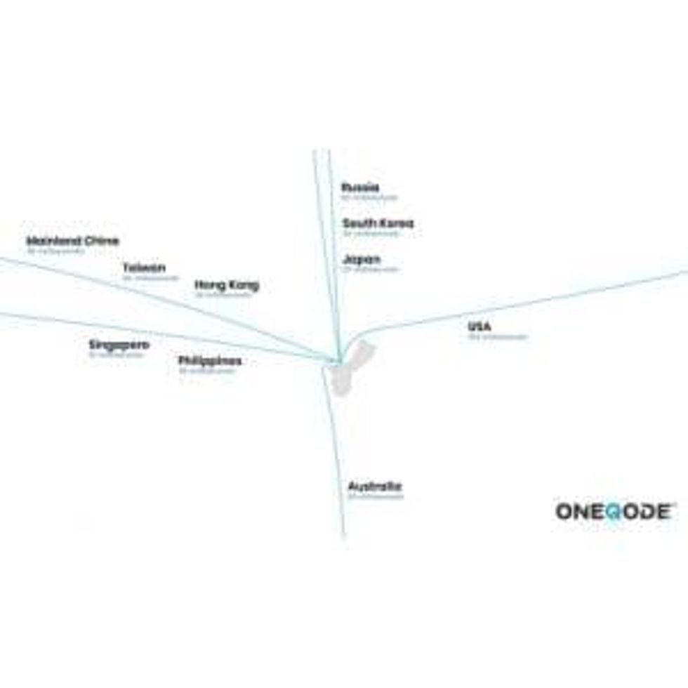 OneQode Launches Asia-Pacific Gaming Hub in Guam
