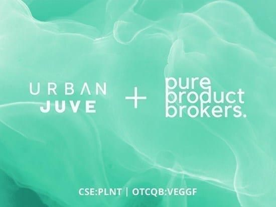 Better Plant Appoints Pure Product Brokers for Sales in U.S., Australia and Japan