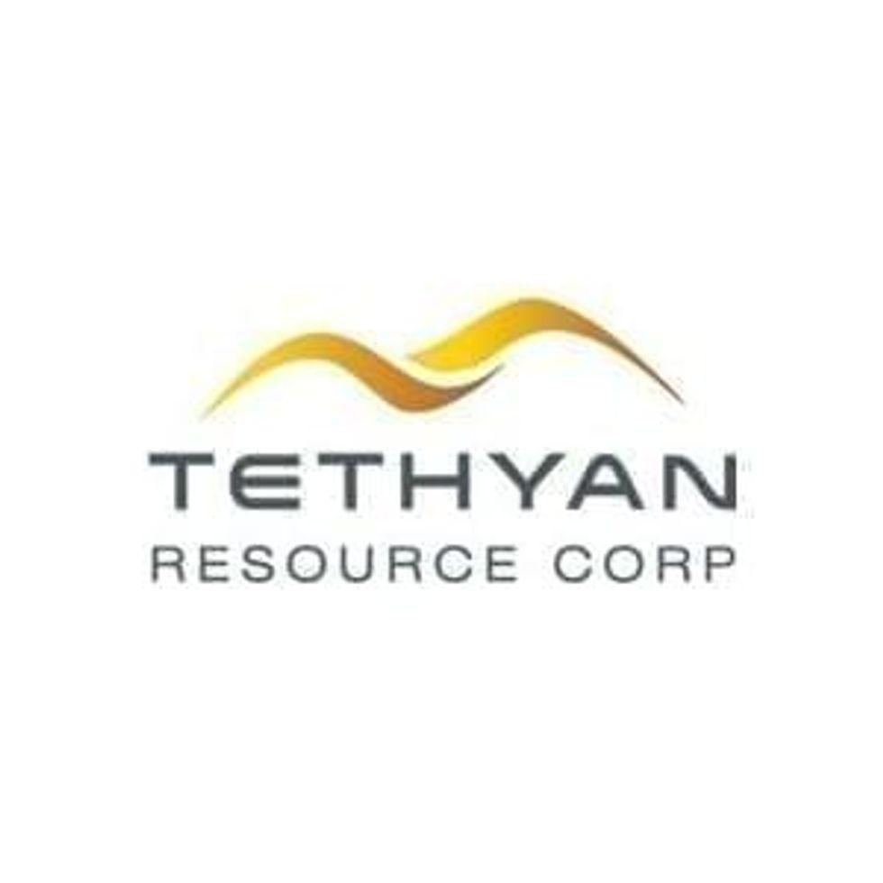 Tethyan Announces Completion of Plan of Arrangement