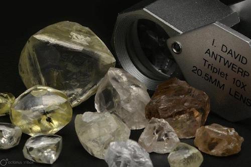 "Lucapa Unearths Mothae's ""Best"" Diamond Yet"
