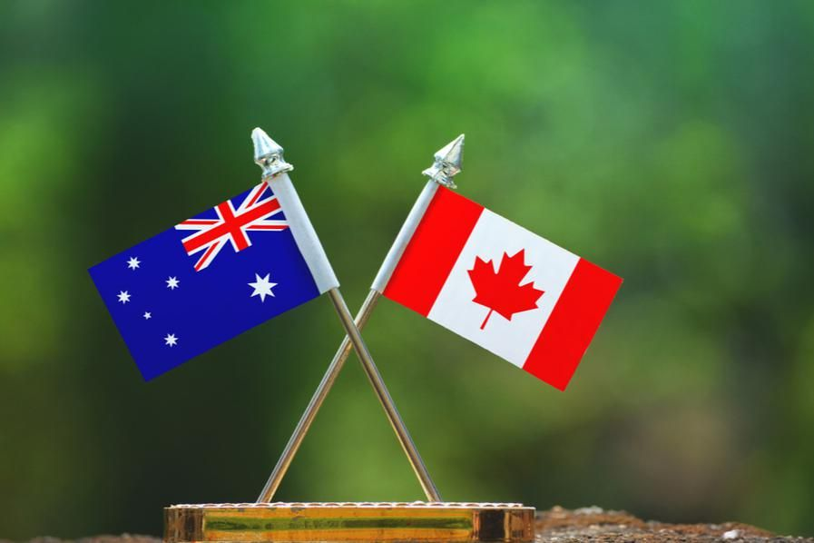 ASX Cannabis Companies with Canadian Partnerships